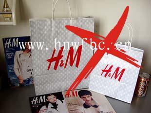 重要通知,H&M,耐克,阿迪,杰克琼斯,优衣库,zara等无纺布包装袋本厂一概不接单!